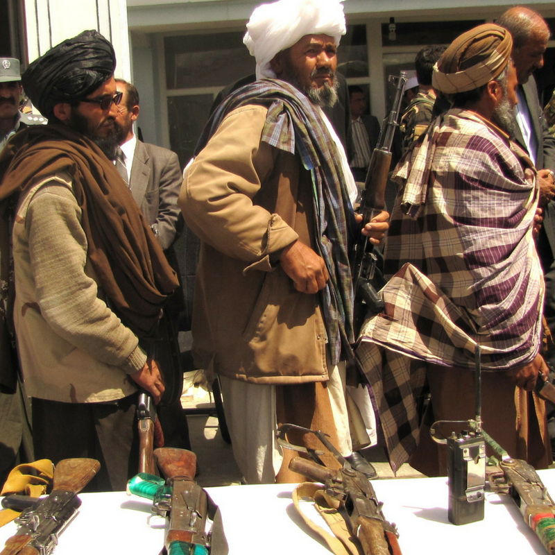 10 Facts about the Taliban