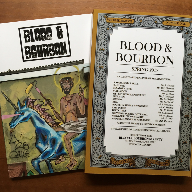 Karma: Blood and Bourbon