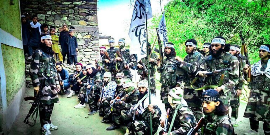 "Red Group – The Taliban ""Special Forces"""
