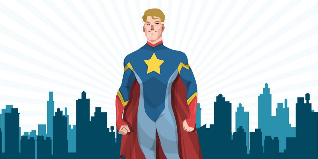 My Writing Superpower