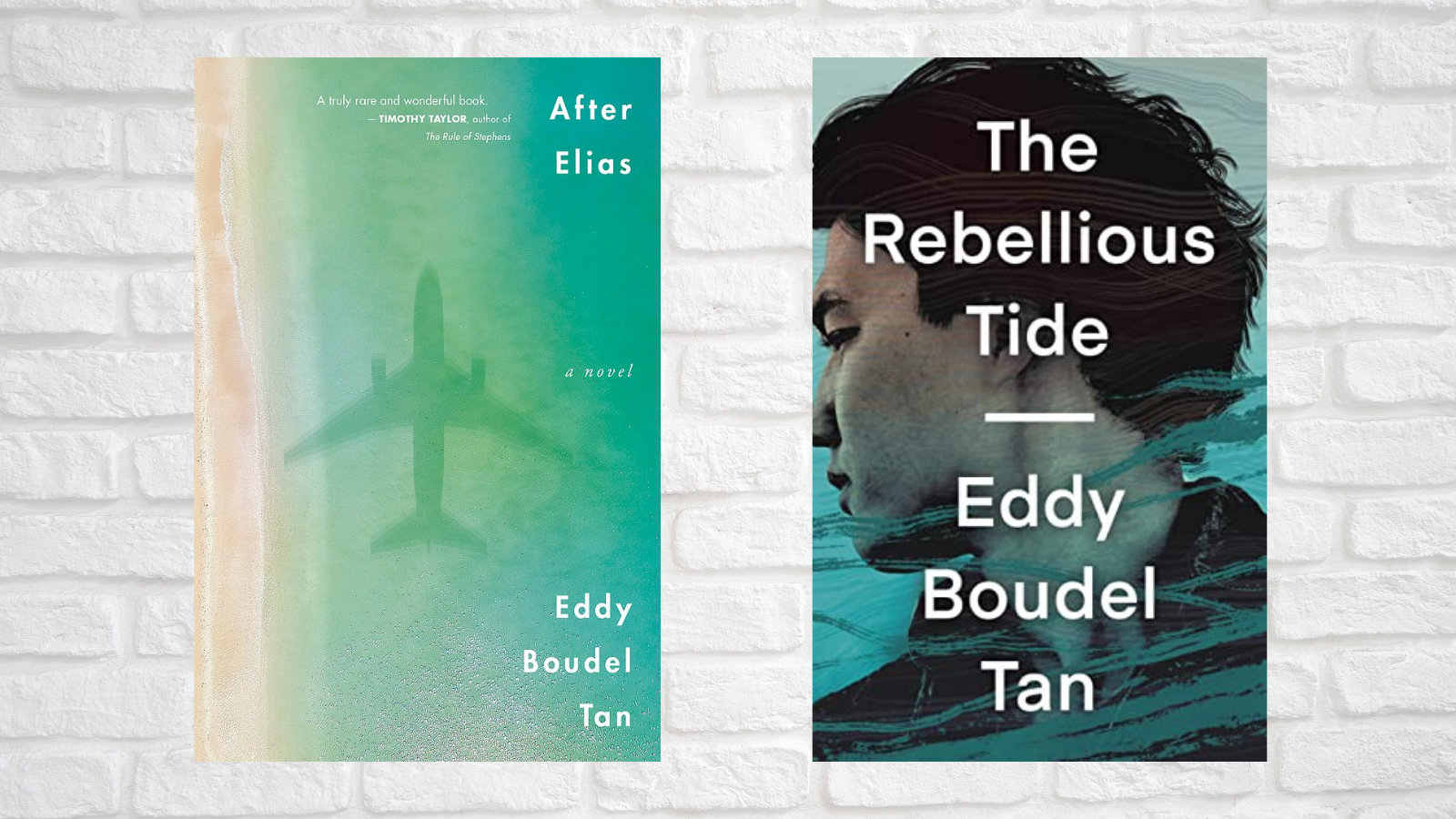 An Interview with Eddy Boudel Tan