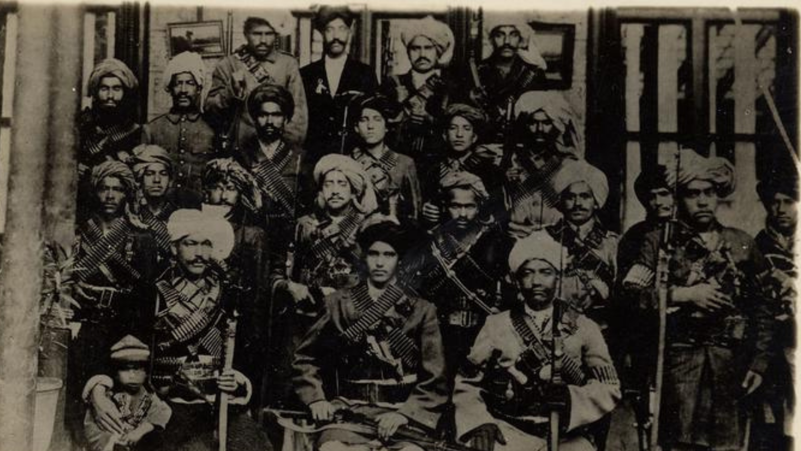 Habibullah Kalakani – The Bandit King
